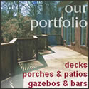 Photo Gallery and Portfolio - The Deck Specialist